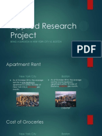applied research project