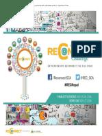 recnnect challenge brochure spread