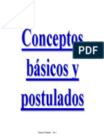 Conceptos fundamentales Termodinamica
