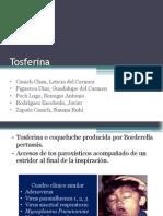 Tos Ferina y Difteria  Infectología