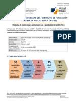 Convocatoria OEA-IfD 28oct2014