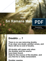 20100105 - Quote From Sri Ramana Maharshi - 02 -