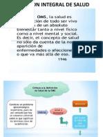 Atención Integral de Salud 2014