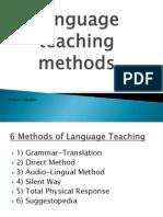 Language Teaching Methods. Szovoniki