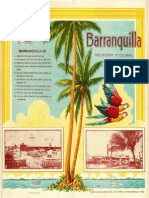"Barranquilla ""The gateway to Colombia"""