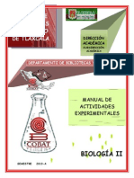 Biologia II 2014 A