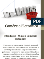 Comércio Eletrônico - Prof. Lidiane