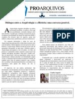 2 Edição - Jornal ProArquivos