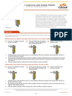 Castell Lock Specification - Type AIS-FSS-KT-1