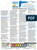 Pharmacy Daily for Mon 24 Nov 2014 - Hostility to Committee re
