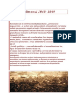 Revolutia Din Anul 1848