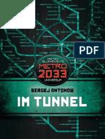 Antonow, Sergej - Metro 2033 - Im Tunnel (2010)
