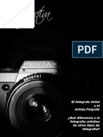 FRASER, Jenny. El Fotógrafo Artista y El Artista Fotógrafo1