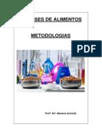 Metodologias de Análises de Alimentos