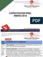 Capacitacion Global Rise de Villarreal Consultora