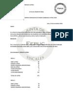 Resultados elecciones 2015 EEGGLL