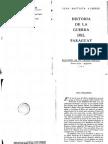 13 - Alberdi - Historia de La Guerra Del Paraguay