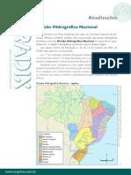 Radix Geografia 6º ano Divisao Hidro Nacional