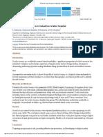 Profile of Ocular Trauma in Industries-related Hospital