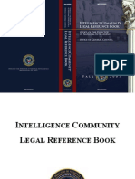 Intelligence Community Legal Reference Book (Fall 2007)