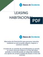 Leasing Habitacional