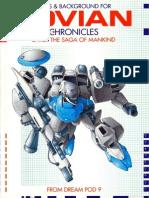 Jovian Chronicles DP9-301 - Jovian Chronicles Rulebook