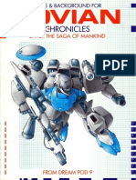 Jovian Chronicles DP9-301 - Jovian Chronicles Rulebook