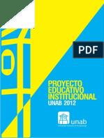 Proyecto educativo institucional UNAB