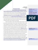 discourse community teacher review