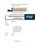 Finanzas II - Afps