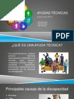 Ayudas Técnicas - Presentación