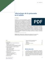 EMC - Anestesia-Reanimación Volume 38 Issue 1 2012  C. Guidon -- Alteraciones de La Potasemia en El Adulto