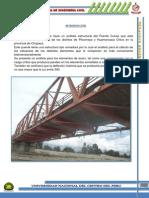 Puente Cunas -Informe Final