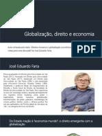 2.Globalização Direito e Economia