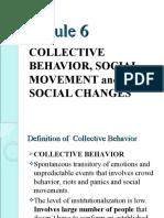 SOCIETY - Collective Behavior