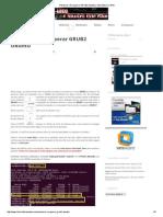 Restaurar _ Recuperar GRUB2 Ubuntu _ Informática Na Web