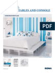 Build a Bed Base and Bedside Tables