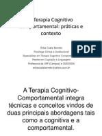 Palestra Aterapiacognitivocomportamental 121126192543 Phpapp02