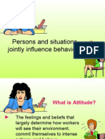 Business Management - Attitudes