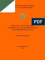 Proyecto Fin de Carrera Lucia Vergara Herrero