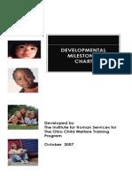 Child Development & Milestone Chart