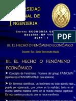 EG III Fenomemo Economia General