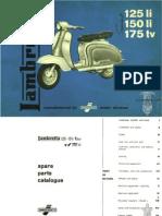 Lambretta Spare Catalog