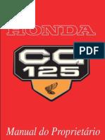 Manu Prop Cg 125-Bola