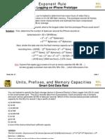 Study Set 01 Computer Organization