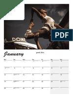 calendar provisional