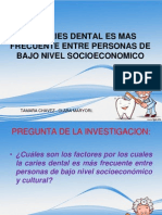 La Caries Dental Es Mas Frecuente Entre Personas