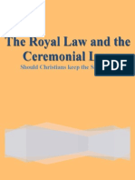 the royal law and the ceremonial law 4