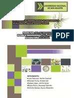 Desarrollo Tecnológico Vs Desarrollo ecológico