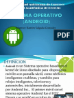 Sistema Operativo Androi